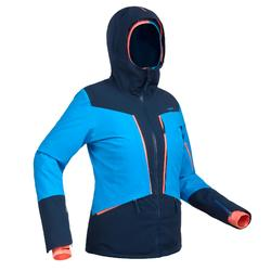 Dames ski-jas voor pisteskiën SKI-P JKT 900