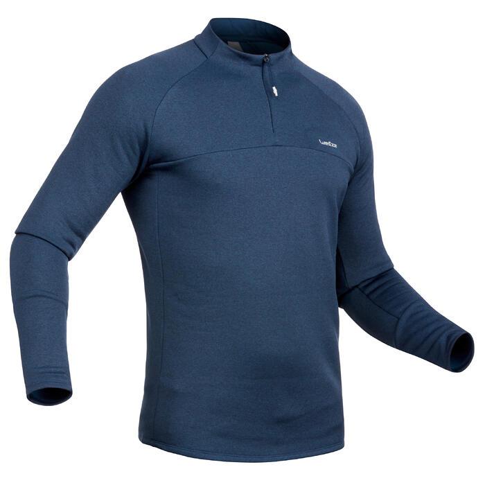 Couche 2 de ski Homme 500 Bleue