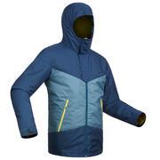 Mornarsko modra moška smučarska jakna 150