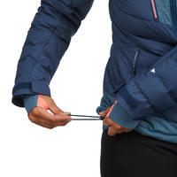 WOMEN'S DOWNHILL SKI JACKET 900 - BLUE