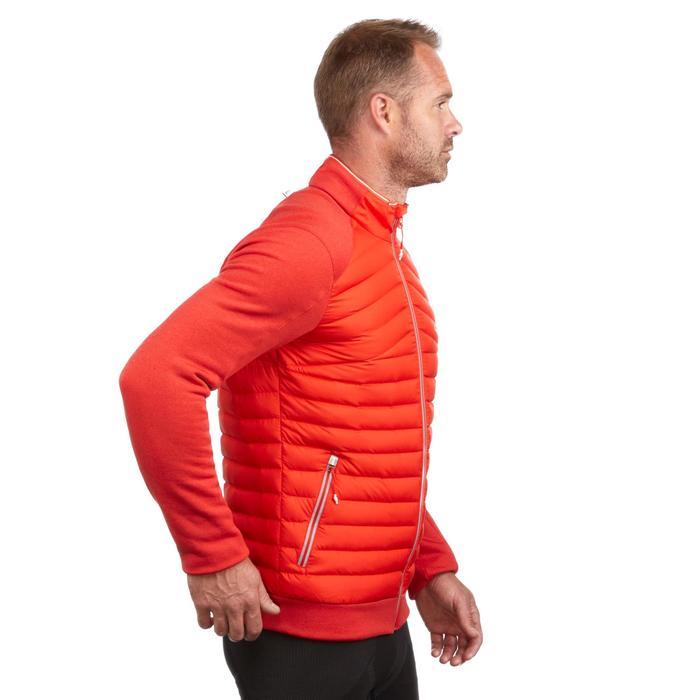 Sous-veste duvet de ski homme 900 Rouge