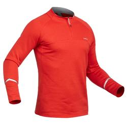 Sous-vêtement haut de ski homme MD 500 Rouge