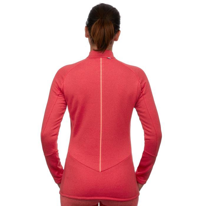 Skiunterhemd 500 Damen rosa