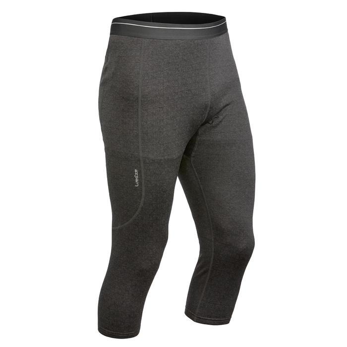Sous-vêtement de Ski Homme Bas 500 Gris