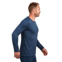 Sous-vêtement de Ski Homme Haut 500 Bleu