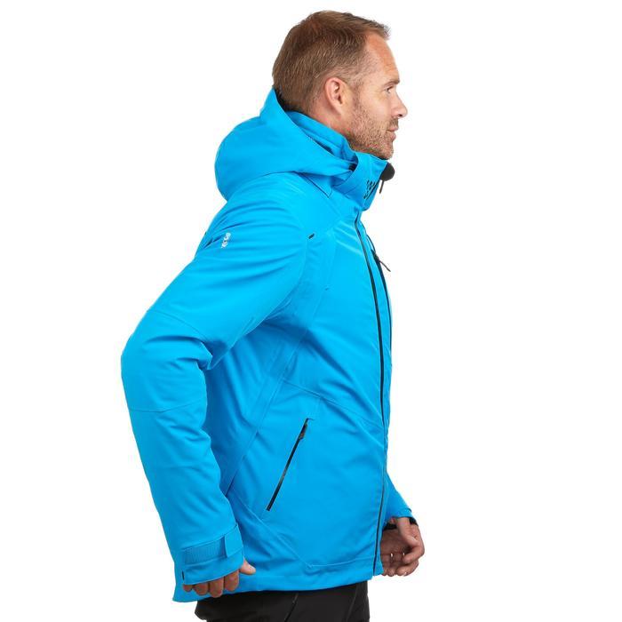 Heren ski-jas voor pisteskiën SKI-P JKT 900 blauw