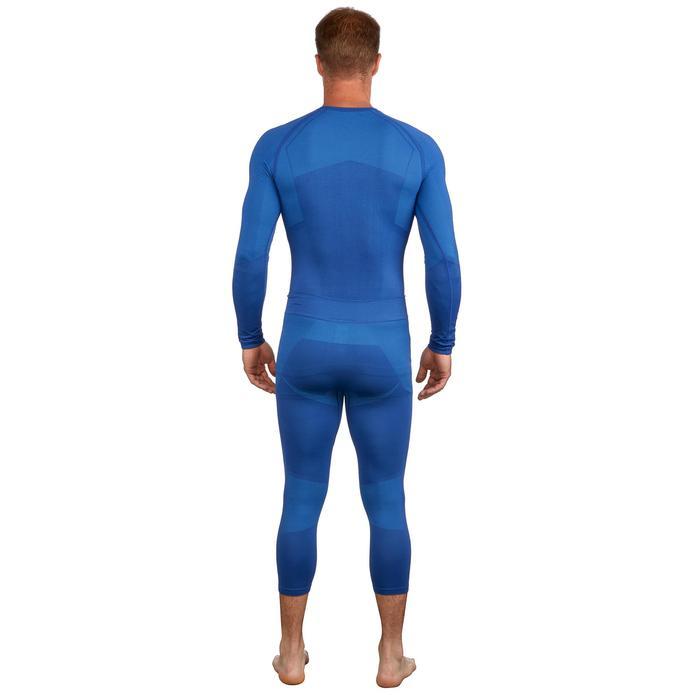 Skiunterwäsche Funktionsshirt 900 Herren blau