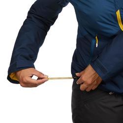 Ski-jas voor pisteskiën dames 180 blauw