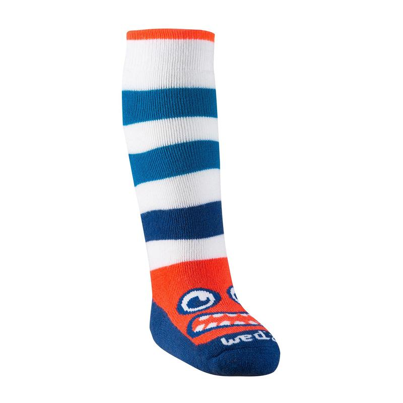Babies' Ski Socks Warm - blue