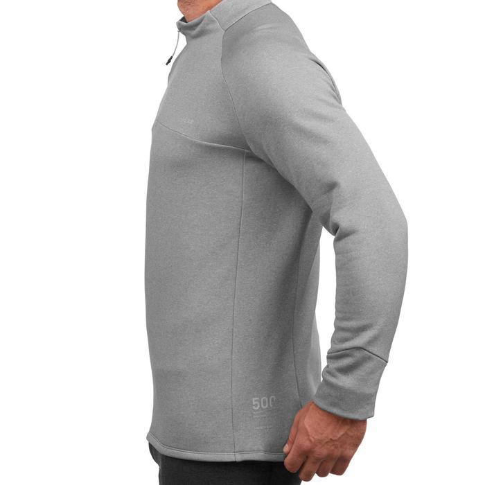 Skiunterhemd MD 500 Herren grau