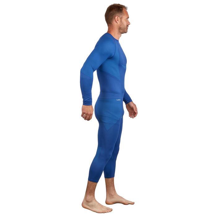 Sous-vêtement bas de ski homme 900 Bleu