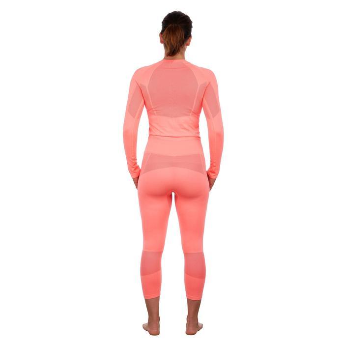Skiunterwäsche Funktionshose 900 Damen rosa