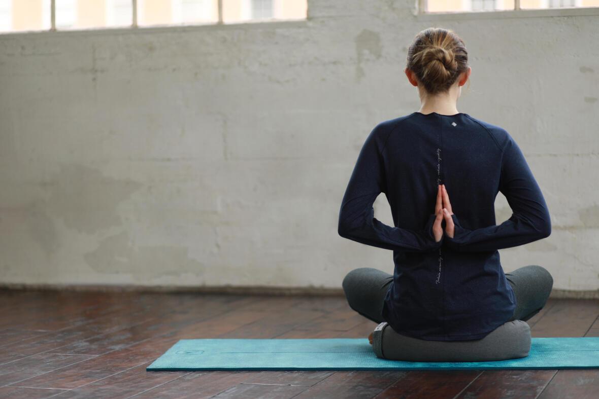 Meditationsställningar