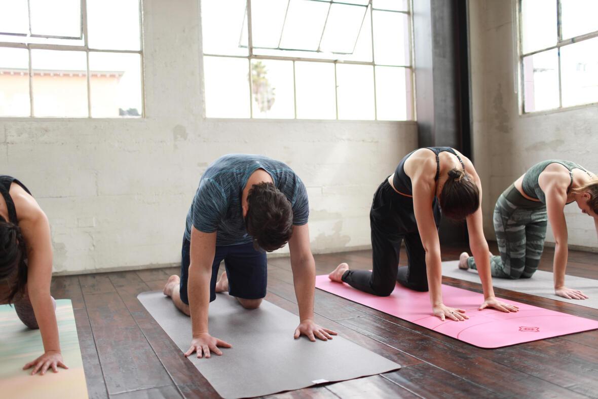 Yoga tegen rugpijn
