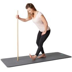 Houten balansstok voor pilates/stretching