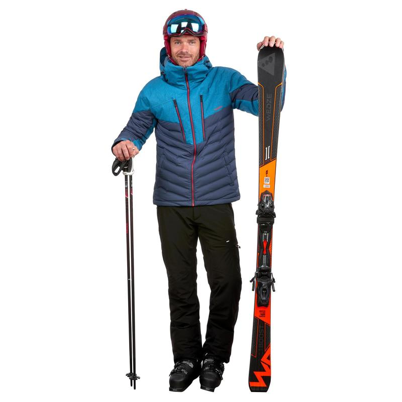 Ski-P 900 Men s Warm Downhill Ski Jacket - Navy  aa58f0c50