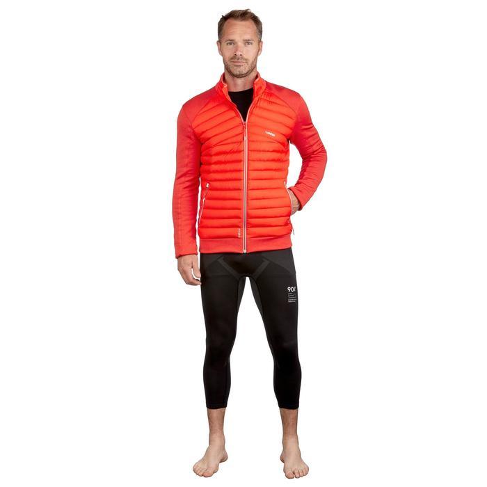 Capa 2 de esquí Hombre 900 Rojo
