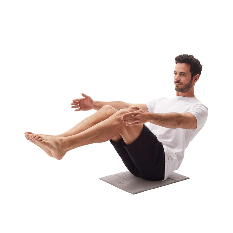 MATERIALE PILATES Ginnastica, Pilates - Tappetino pilates MINI 500 DOMYOS - Materiale ginnastica, pilates
