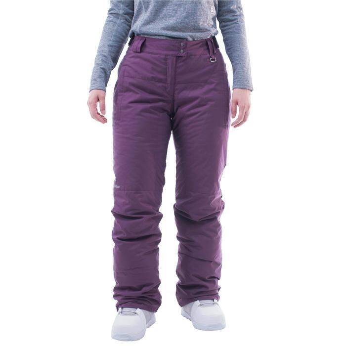 Pantalon de snowboard et de ski femme SNB PA 100 - 1509641