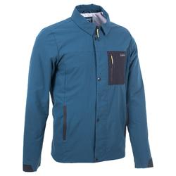 SNB CJKT Men's Ski and Snowboard Coach Jacket - Petrol