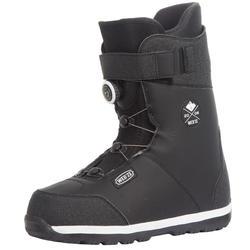 男款全山地滑血靴Foraker 500 - 2Z Cable Lock - 黑色