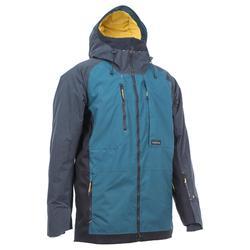 eee6428efa0 Chaqueta snowboard y esquí hombre SNB JKT 900 azul petróleo