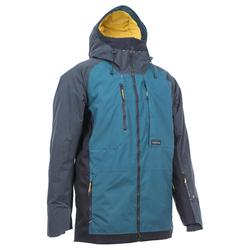 SNB JKT 900 Men's Ski and Snowboard Jacket - Petrol