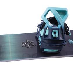 Pads adhésifs antidérapants pour les planches de snowboard