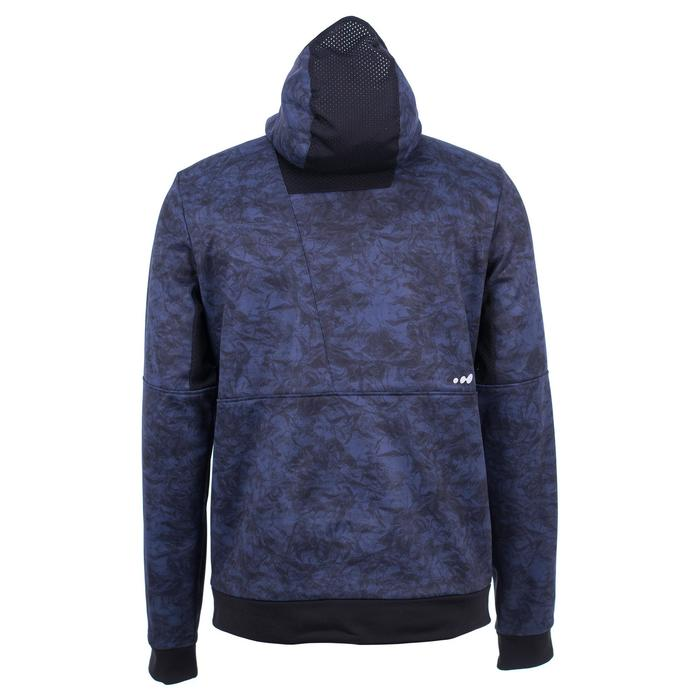 Heren hoodie voor snowboarden en skiën SNB HDY donkerblauw
