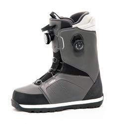 Botas de snowboard, todo terreno, hombre, All Road 900 - Double Cable Lock