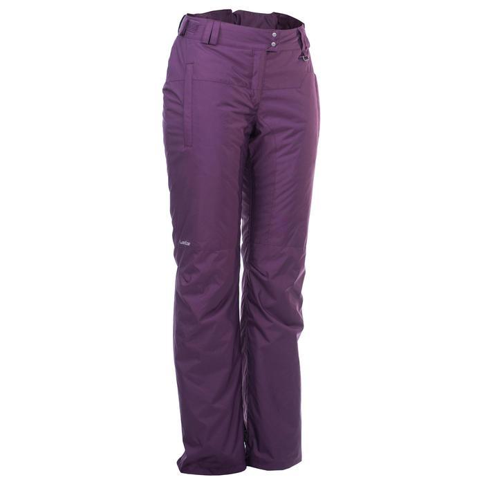 Pantalon de snowboard et de ski femme SNB PA 100 - 1509804