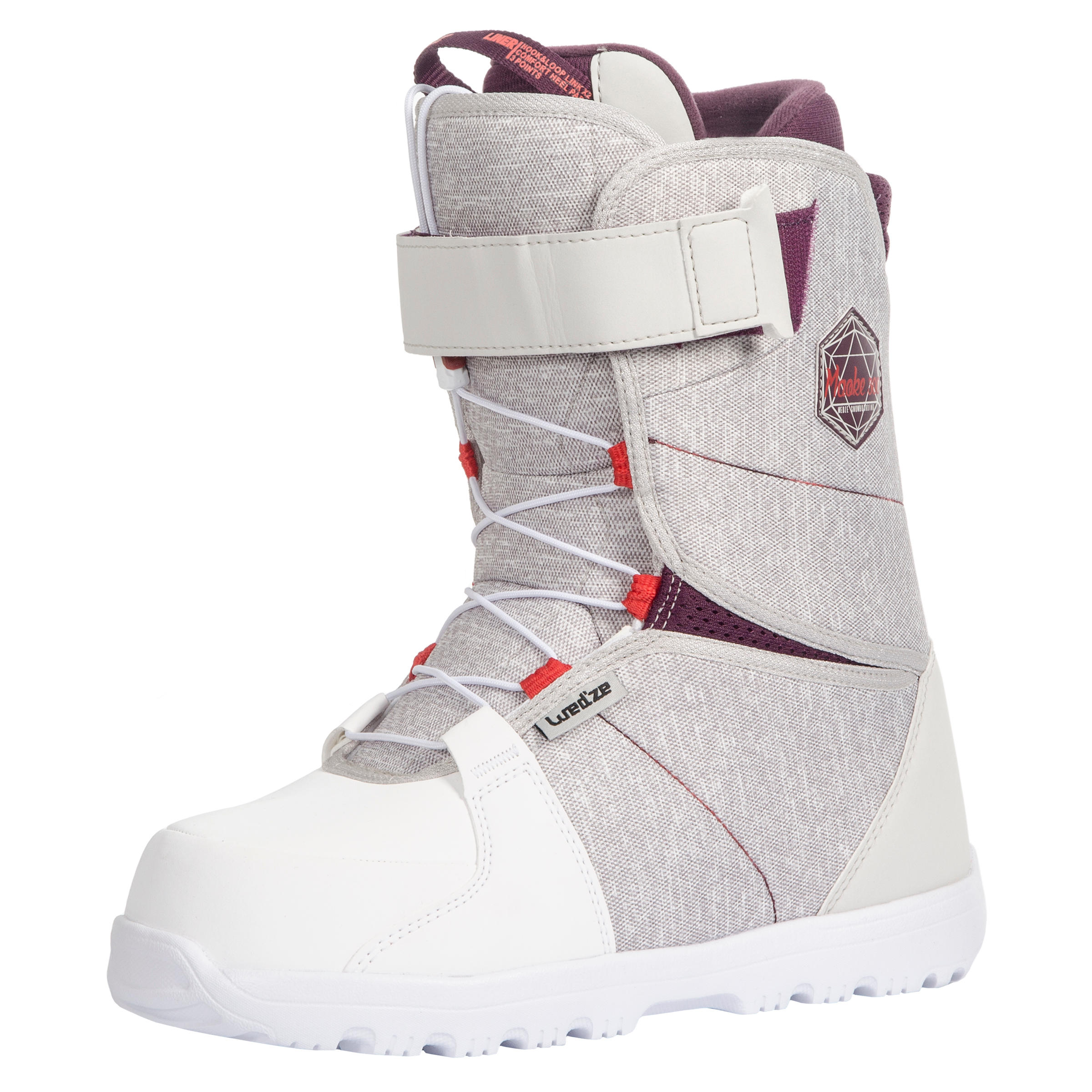 Boots snowboard Maoke 300 Damă imagine