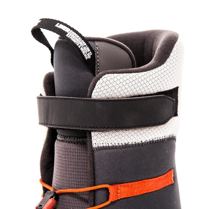 Snowboard schoenen heren piste/off-piste All Road 900 grijs