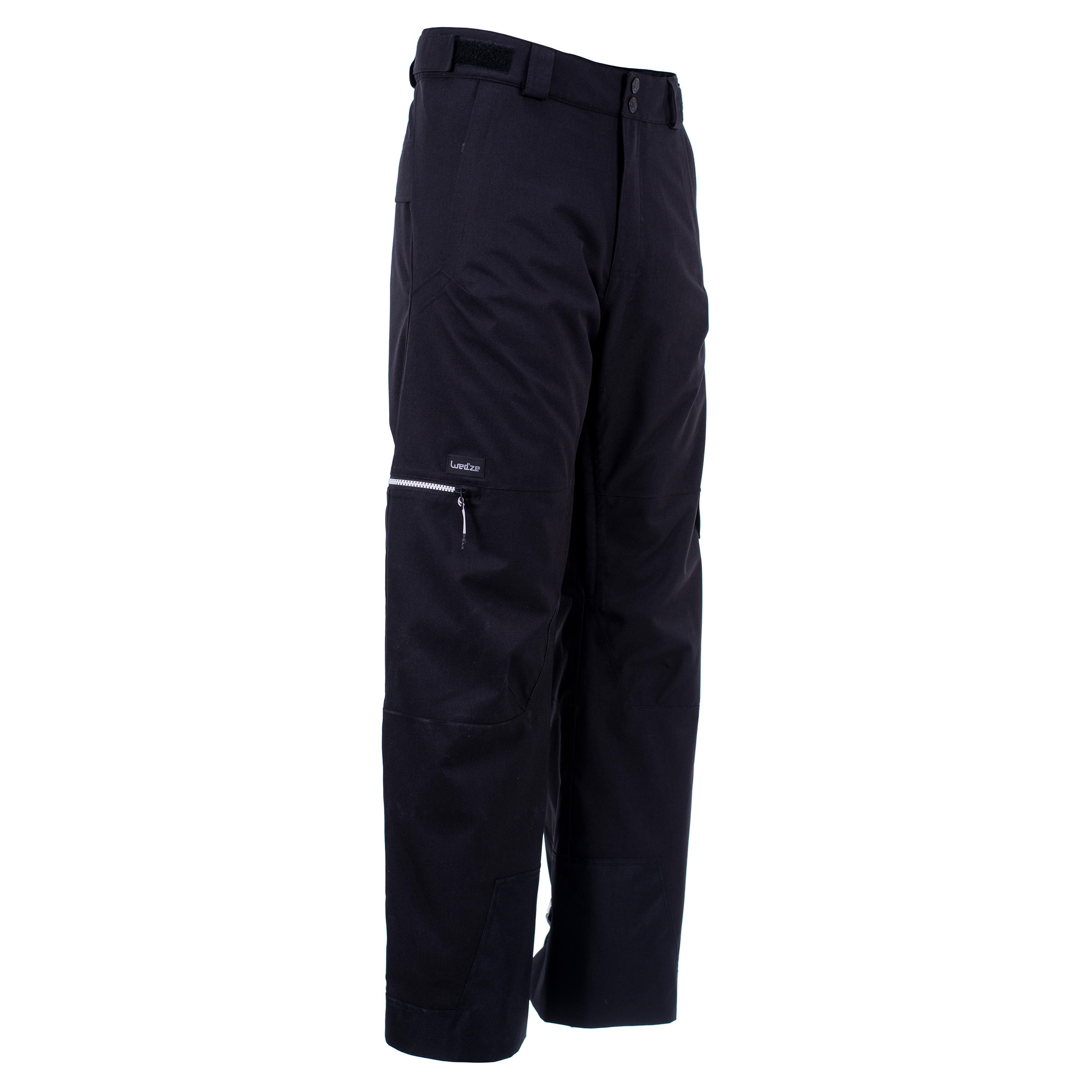 SNB PA 500 Men's Ski and Snowboard Pants - Black