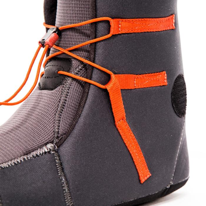 Men's Quick Fastening Piste/Off-Piste Snowboard Boots All Road 900
