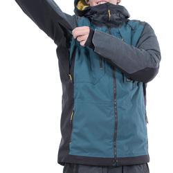 Chaqueta de Snowboard y Nieve, Wed'ze SNB 900, Impermeable, Hombre