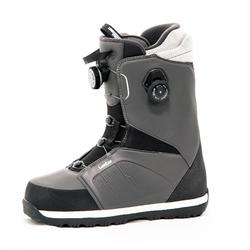 Snowboard schoenen heren piste/off-piste All Road 900 grijs