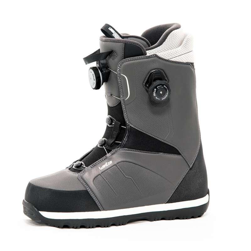 СНОУБОРД. ПРОДВИНУТЫЙ УРОВЕНЬ. МУЖЧИНЫ Горнолыжный спорт - Ботинки мужские All Road 900  DREAMSCAPE - Ботинки для сноуборда