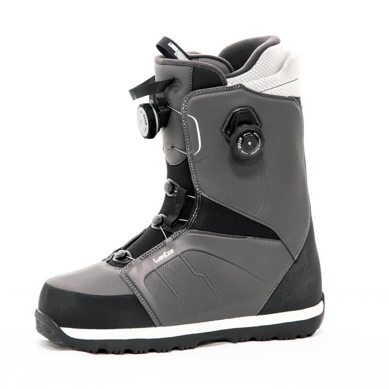 VYBAVENÍ NA SNOWBOARD PRO POKROČILÉ - MUŽI Snowboarding - SNOWBOARDOVÉ BOTY ALL ROAD 900 DREAMSCAPE - Snowboardové vybavení