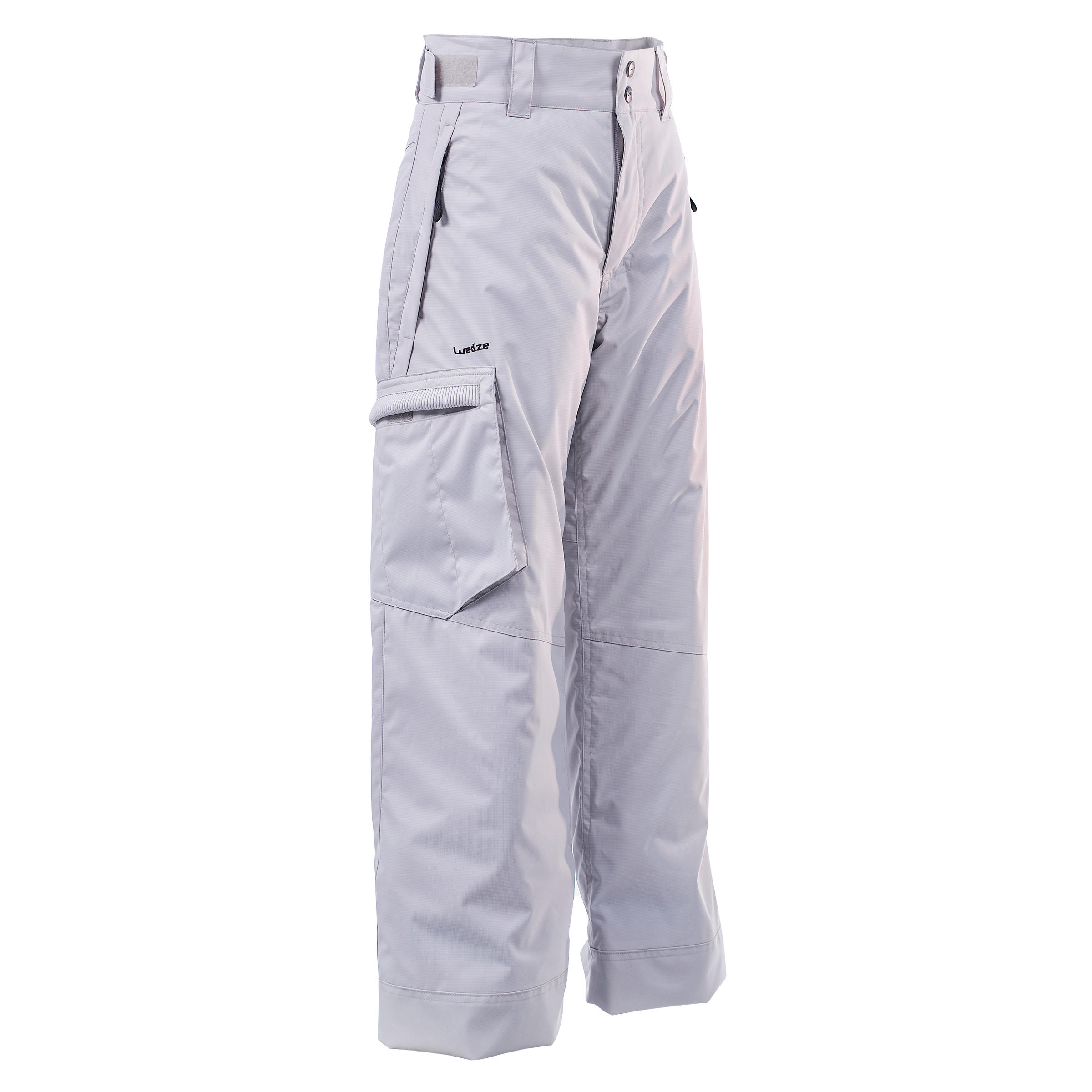 SNB PA 500 Boys' Ski and Snowboard Pants - Grey