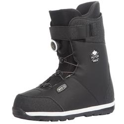 Snowboard Boots Piste / Off-Piste Foraker 500 Cable Lock Herren schwarz