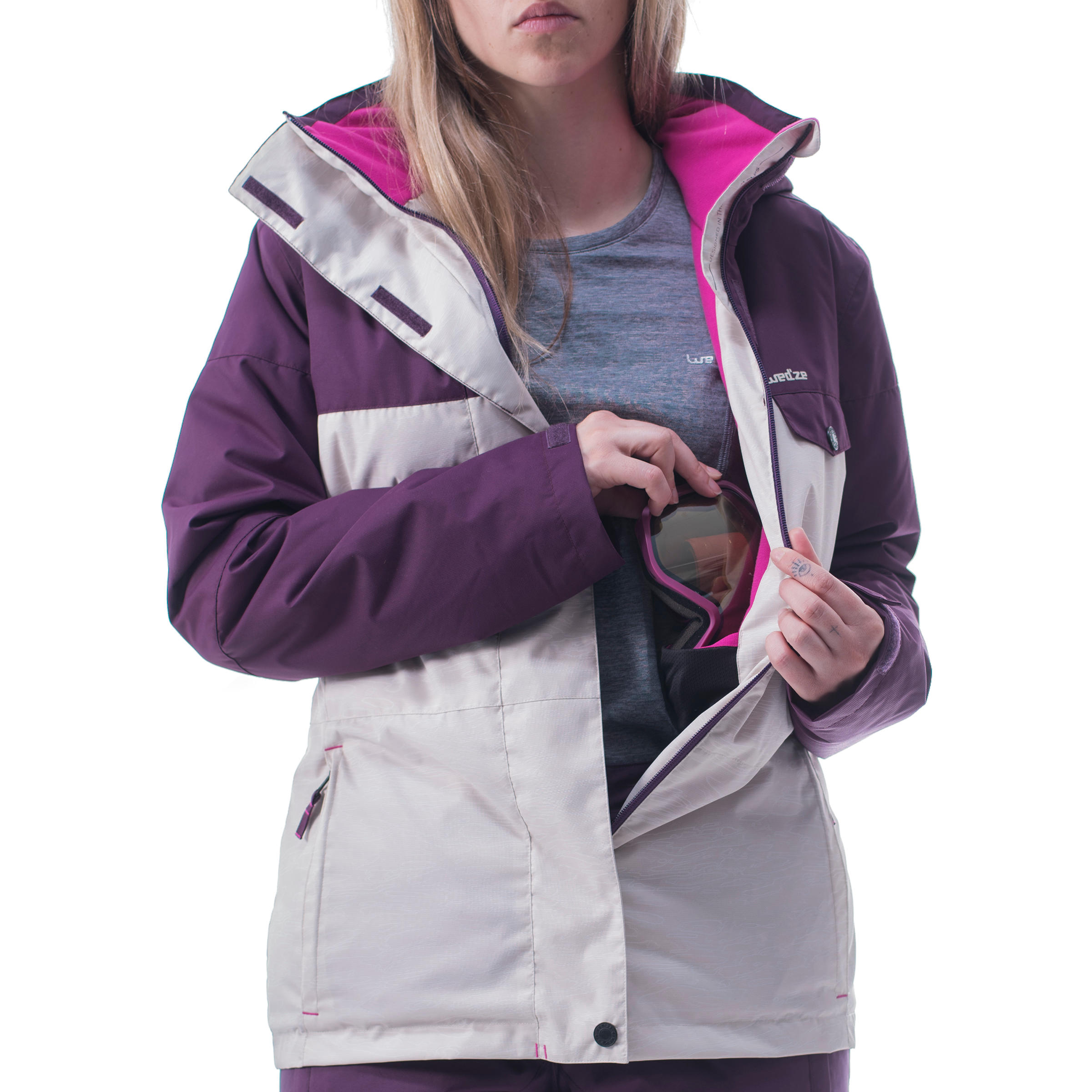 645e11574bfe manteau-de-planche-a-neige-et-de-ski-femme-snb-jkt-100-beige-et-prune.jpg