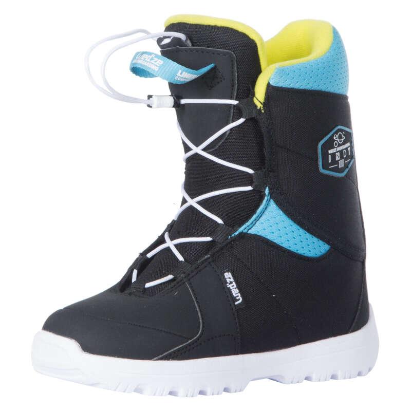 EQUIPEMENT SNOWBOARD ENFANT Sci, Sport Invernali - Scarponi bambino INDY 100 DREAMSCAPE - Snowboard