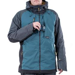 Men's Ski and Snowboard Jacket SNB JKT 900 - Petrol