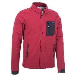 SNB CJKT Men's Ski and Snowboard Coach Jacket - Maroon