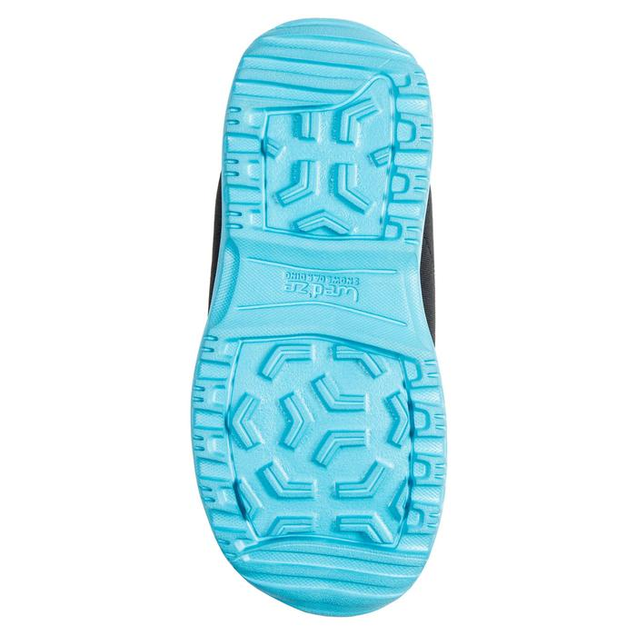 Snowboardboots voor kinderen snelsluiting all mountain/freestyle Indy 500