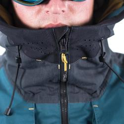 Veste de snowboard et de ski homme SNB JKT 900 pétrole