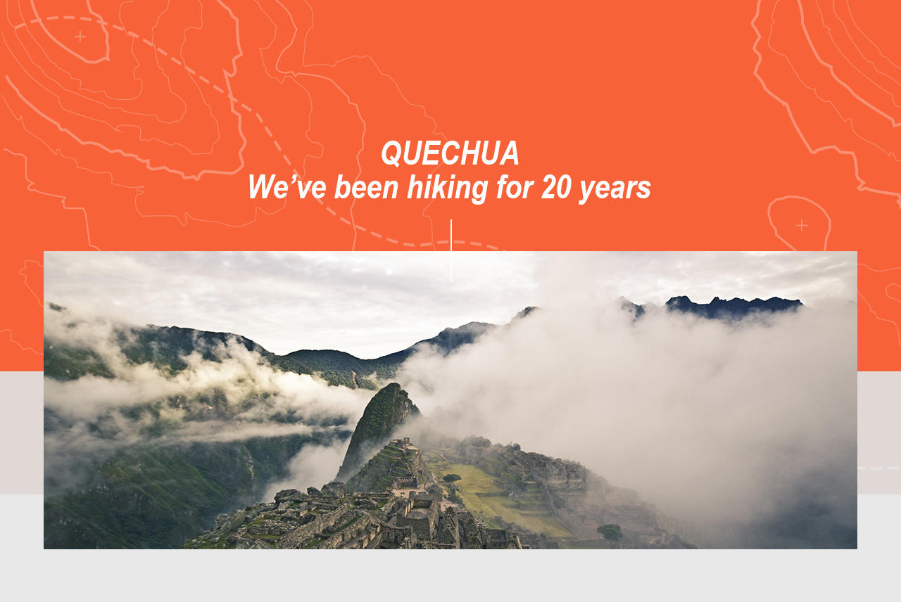 Quechua - Let's celebrate our 20th birthday