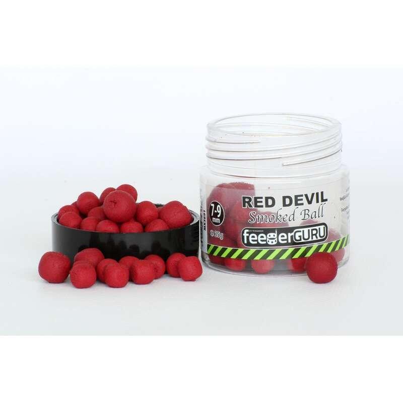 PONTYOZÓ CSALIK Horgászsport - Smoked Ball Red Devil Tímár35g TIMÁR - Finomszerelékes horgászat