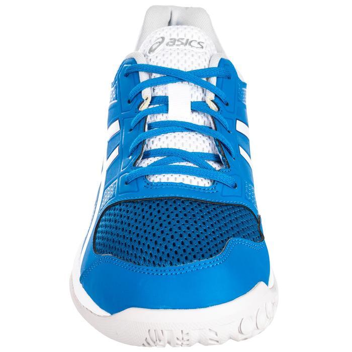 Schoenen voor badminton/squash heren Gel Rocket 8 blauw/wit